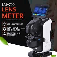 Стиль LM-700 цифровой автоматический Lensmeter Lensometer Focimeter объектив метр 7 ''lcd сенсорный экран