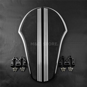 Image 2 - Front Driver Foot Pegs Floorboard For Harley Touring Road King Tri Street Glide FLHR FLHX 2000 2019 Softail Heritage Fat boy
