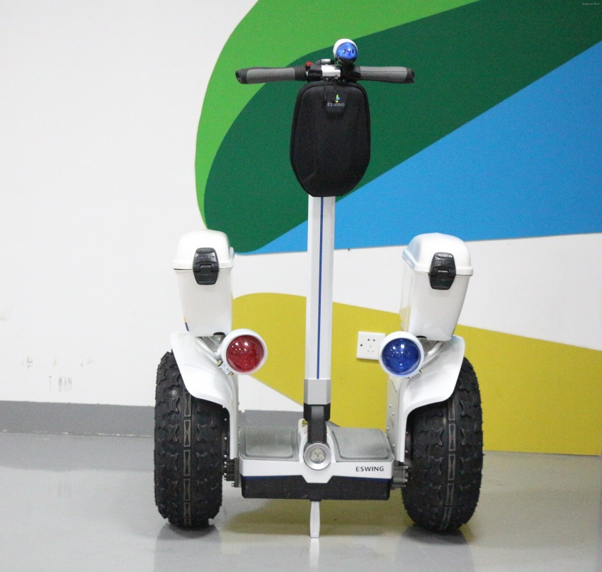 No Tax Self Balance Scooters Leg Control Cross Country 2 Wheel 2400W 19inch Electric Scooter 72V Samsung Battery Hoverboard  (145)_conew1