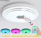 Nieuwe RGB Dimbare 36 W LED plafond Verlichting met Bluetooth & Muziek moderne Led plafond lampen Verlichting armatuur - 3