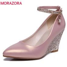 أحذية جديد 2020 MORAZORA