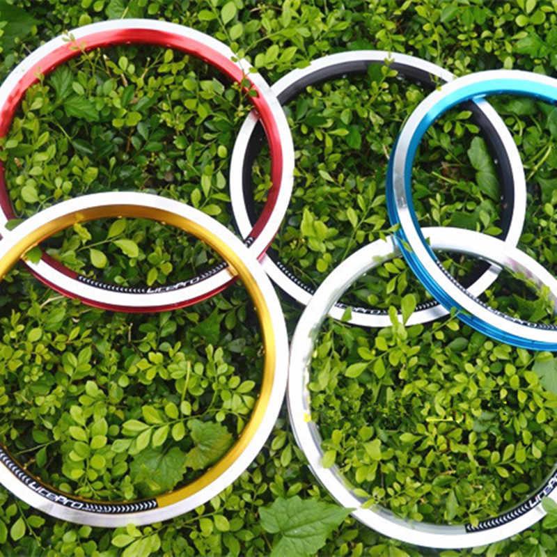 "14/""//16/"" Bike Rim Folding Bicycle 412 Wheels Rim 20 Hole Clincher Wheel Ring New"