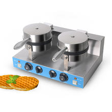 2000W ITOP Electric Waffle maker Double heads Waffle machine Non-stick waffle make machine 220V china directly factory price belgium belgian waffle machine mini waffle maker