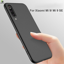 Keajor Case For Xiaomi Mi 9 Luxury Matte Back Cover Full Protection Soft Silicone Bumper Mi9 SE Phone
