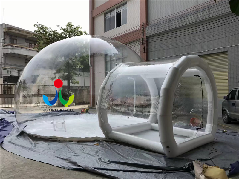 free shipping 6X8M PVC Bubble Inflatable Tent Transparent C&ing Tent Inflatable clear bubble tent -in Tents from Sports u0026 Entertainment on Aliexpress.com ... & free shipping 6X8M PVC Bubble Inflatable Tent Transparent Camping ...