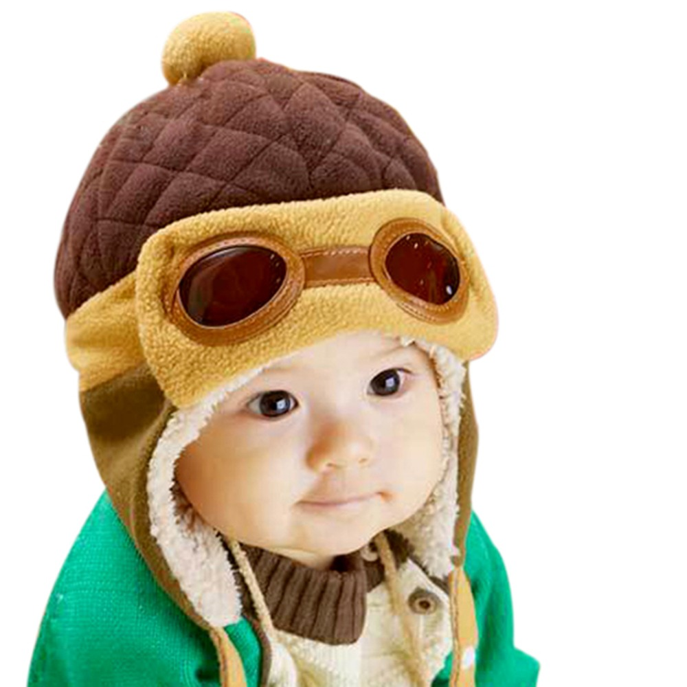 Toddlers Warm Cap Hat Beanie Cool Baby Boy Girl Kids Infant Winter Cap