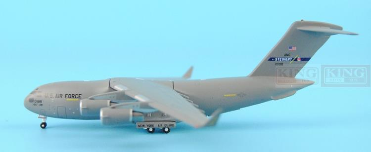 GMUSA055 GeminiJets US Air Force C-17 Stewart ang base 1:400 commercial jetliners plane model hobby rod stewart rod stewart every picture tells a story 180 gr