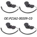 4PCS PZ362 -00209-C0 PZ362-00209 PDC Reverse Parking Sensor  For 06-11 Toyota Camry PS362A4A1 Black