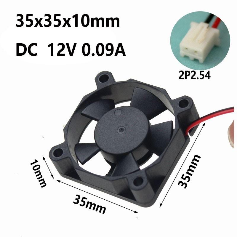 1 шт gdstime 35 см мм x 10 12 в 3510 шариковый подшипник dc