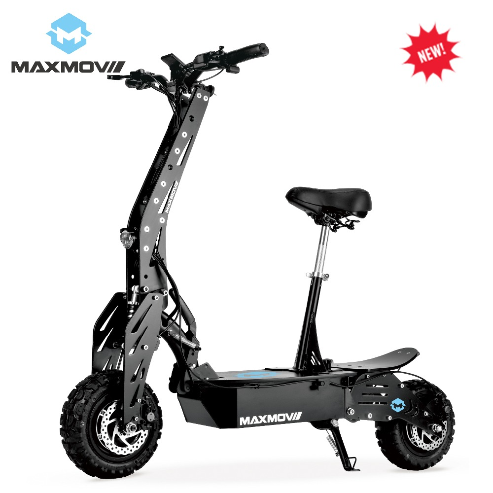 2019 New Coming 2000W Dual Hub Motor Wheel High Speed E Scooter for Adults with 15AH Rechargeable Battery|Electric Scooters| |  - title=
