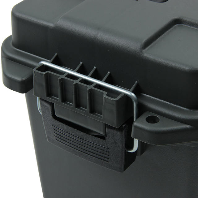 Plastic Box Military Style Ammo Storage Box Heavy Duty Lightweight Ammo Can
