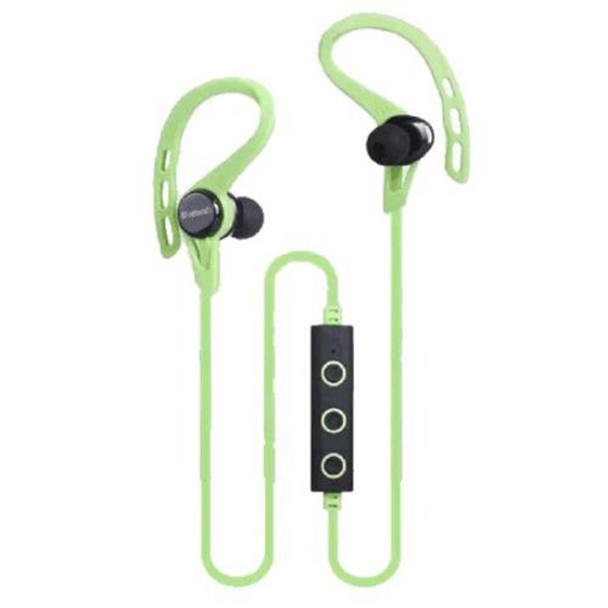 3e43abfdbcb HOT Bluetooth Wireless Headset Stereo Headphone Earphone Sport Handfree  Universal Color Green red -in Bluetooth Earphones   Headphones from  Consumer ...