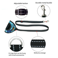Dog Leash Nylon Collars Lead Harness