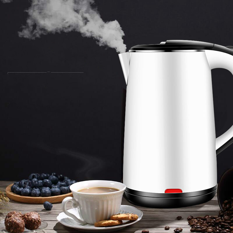Electric kettle boiler household automatic power cut 304 stainless steel genuine high capacity instant pot цена и фото