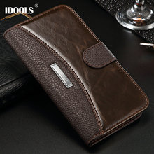 S5 Fashion Business Luxury Classic Flip Case for Samsung Galaxy S5 I9600 with metal Cover