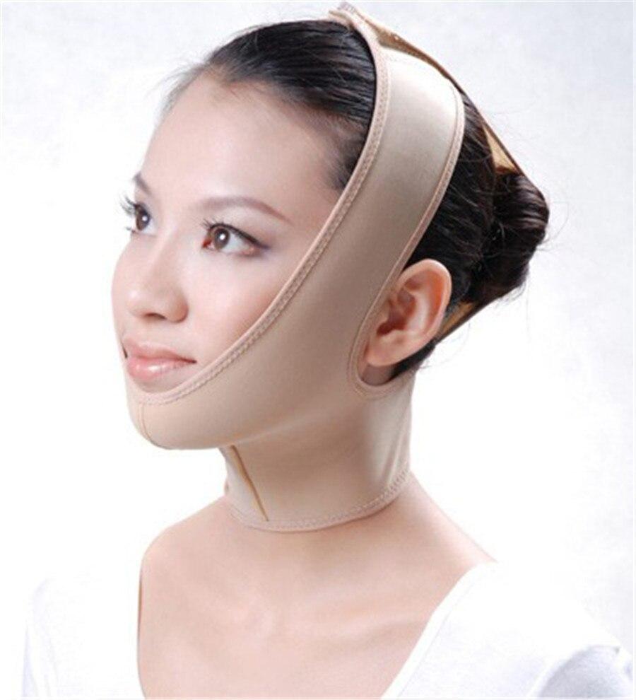 Face V Shaper Facial Bandaż wyszczuplający Relaks Relaks na twarzy - Hygiena jamy ustnej - Zdjęcie 2