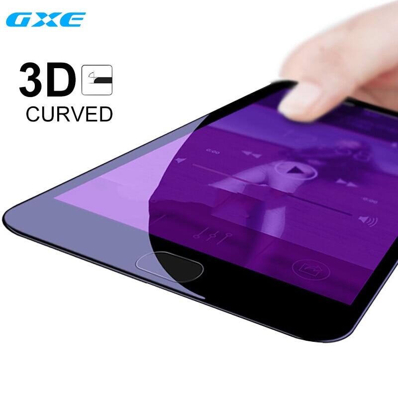 GXE 3D Curved Full Cover Screen Protector Tempered Glass για - Ανταλλακτικά και αξεσουάρ κινητών τηλεφώνων - Φωτογραφία 2