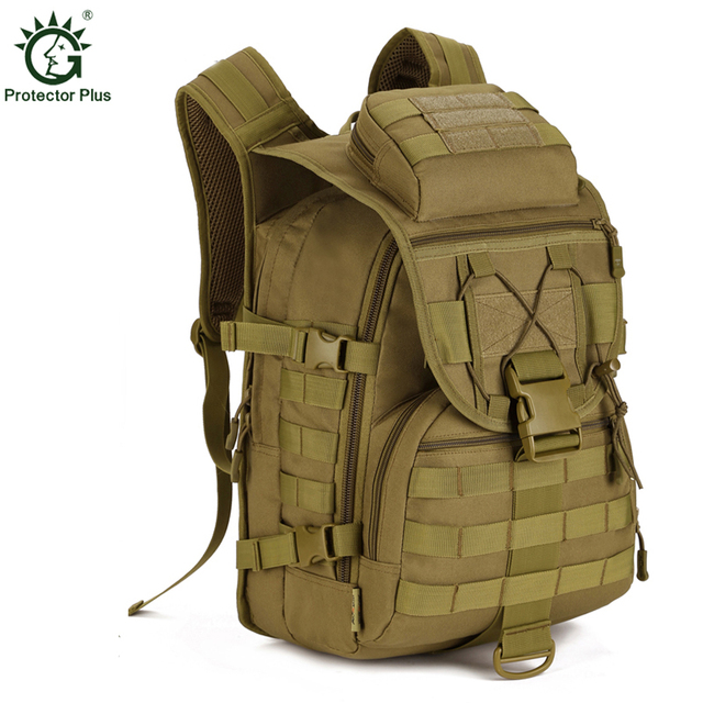 516e43bb95 Impermeabile Molle Zaino Militare 3 p Tad Zaino Tattico Assalto Borsa Da  Viaggio Per Gli Uomini