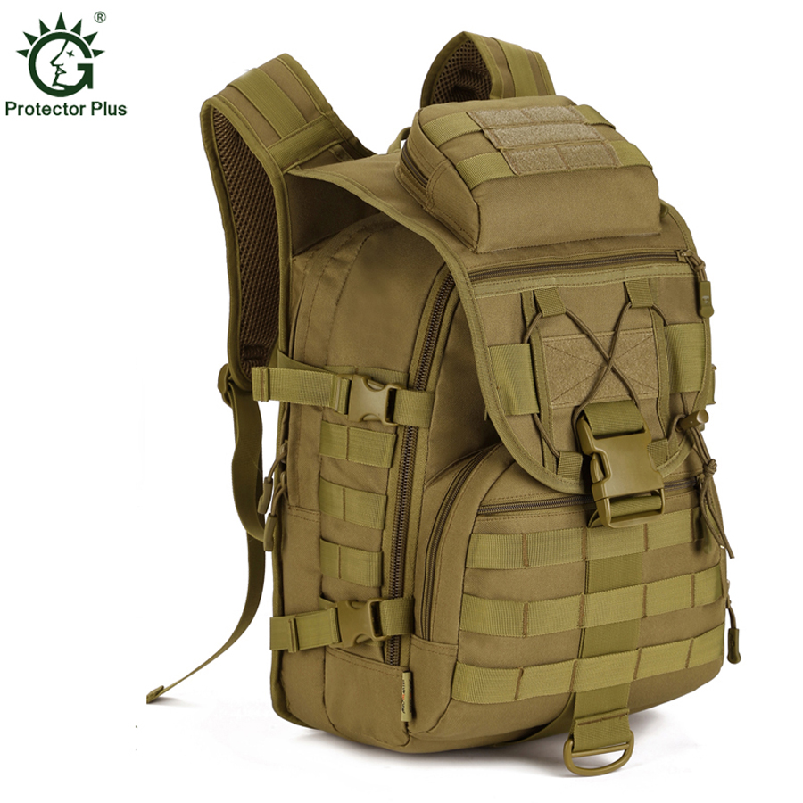 Waterproof Molle Backpack Military 3P Tad Tactical Backpack Assault Travel Bag For Men Cordura 40L Army Hunting Rucksack mens canvas bags waterproof molle backpack military 3p school trekking ripstop woodland gear men assault cordura bag packsack