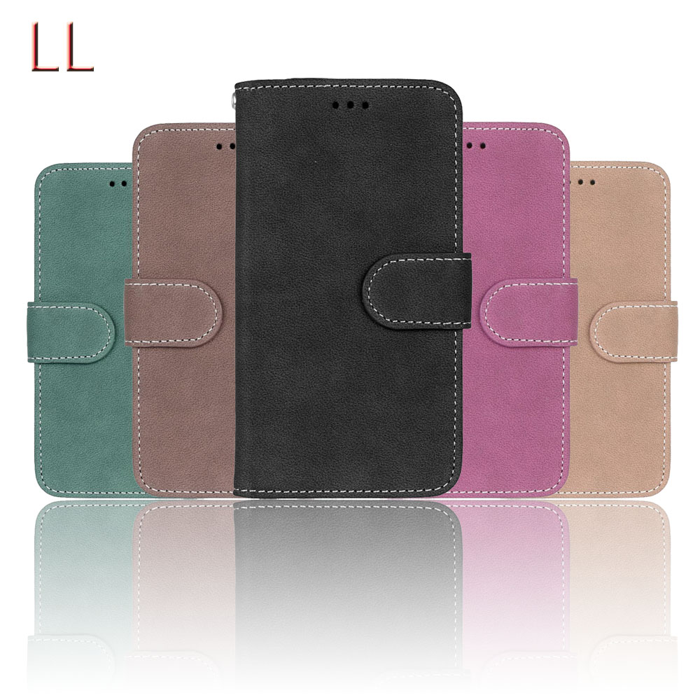 For LG x cam Case Luxury PU Leather Cover Case For LG X Cam K580 K580DS 5.2 inch Flip Protective Phone Case Cover for LG X Cam