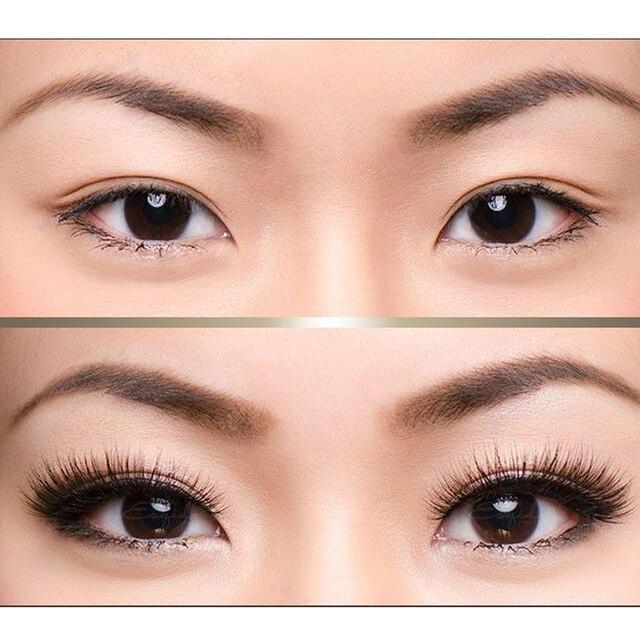 1cm 15 Cm 3d Mink Eyelashes Hand Tied High Quality Mink Hair Eye