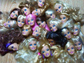Foreign Trade Original Doll Heads DIY for Barbies Girl Birthday Gift Mix-Style Female Doll Head In Stock Wholesale Free Shipping