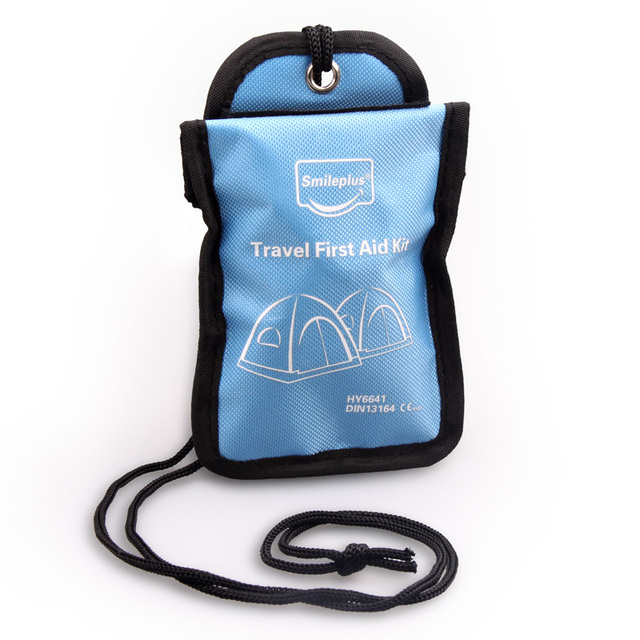 CE.FDA Saferlife Co Travel first aid kit small carry 43.2 For promotion