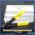 Original Fiber Optic Cable Stripper For Stripping 125 Micron Fiber, Double-nose pliers ,Forceps Miller ,FTTH Tools FO103