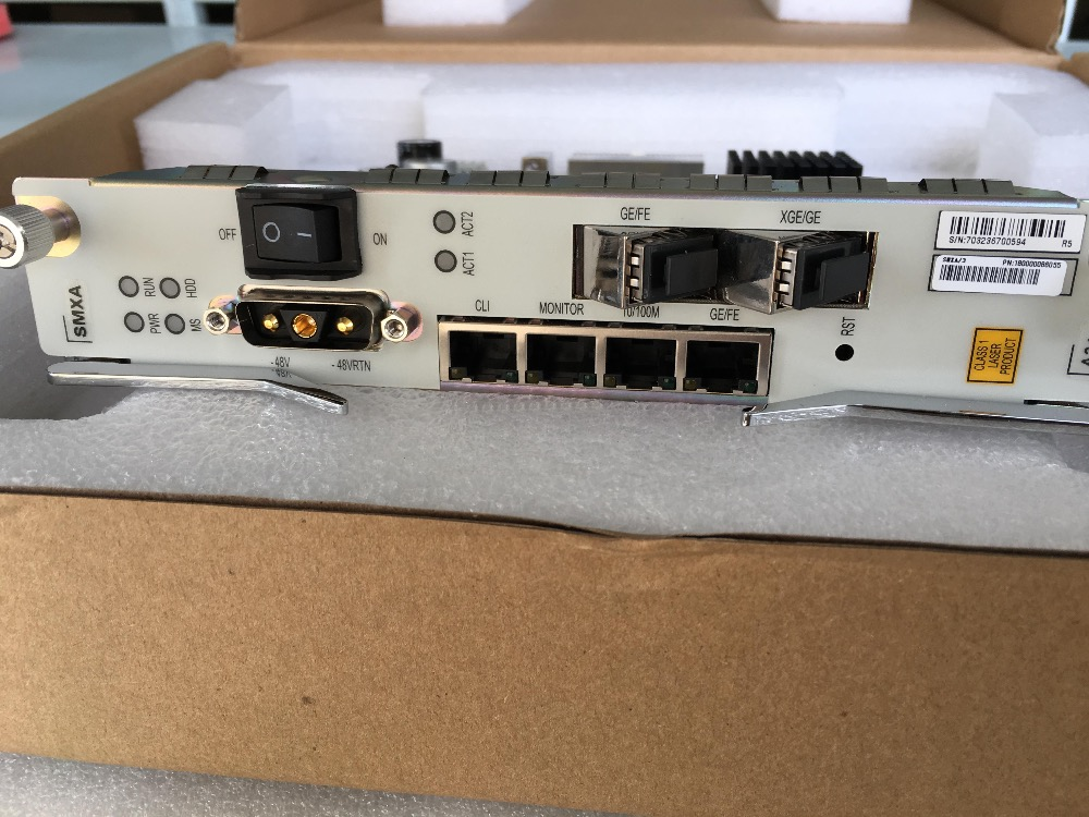Original SMXA A31 10G board for ZTE OLT ZXA10 C320 SMXA/3 uplink control board