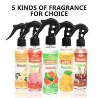 150ml Women Perfume Car Air Freshener Spray Fragrance Indoor Home Lasting Fragrance Female Perfume Car Styling