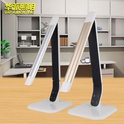 Lampy biurkowe regulowana intensywność led ładowane na usb biurko lampa stołowa czytanie włącznik dotykowy światła lampy biurkowe w Lampy na biurko od Lampy i oświetlenie na