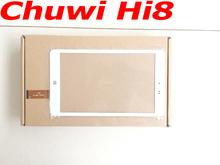 New Quality 8.0 Touch Screen for Chuwi Hi8 tablet PC Touchscreen Front Touch Pad Digitizer Glass Panel