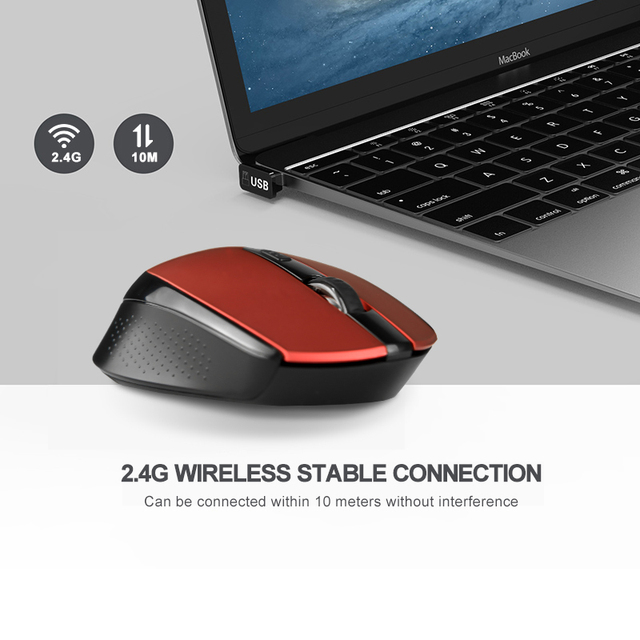 US $15 7 |Mouse gamer gaming wireless mouse steelseries sem fio bilgisayar  raton inalambrico dota 2 logitech mause for PC gamer Laptop -in Keyboard