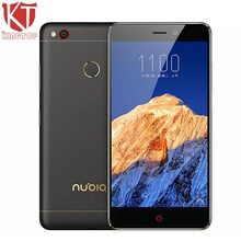 Original ZTE Nubia N1 4G LTE Mobile Phone 5000mAh 3GB RAM 64GB ROM MTK6755 Octa Core 5.5 inch Camera 13MP Fingerprint Smartphone