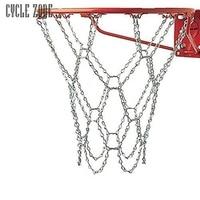 Champion Sports Heavy Duty Galvanized Steel Chain Basketball Goal Net Jan16