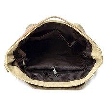 EXCELSIOR Casual Hand Bags for Womens High Quality Canvas Crossbody Bag Patchwork Big Capacity Handbag sac a main Multi Use