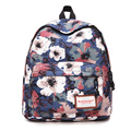 Printing Backpack Women Canvas Fashion Backpack Designers Brand Backpack Zipper School Bags For Teenagers Girls Laptop Vintage