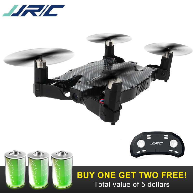 JJRC JJR/C H49 720P caméra Auto pliable bras RC quadrirotor Drone WIFI ultra-mince maintien d'altitude Mode hélicoptère RC VS H37 H47