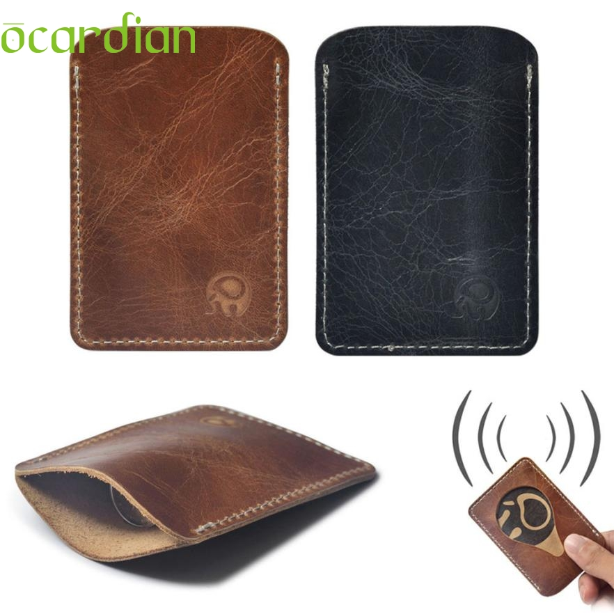 Card Holder Slim Credit Card ID Card Holder Case Bag Holder Wholesale Drop Shipping