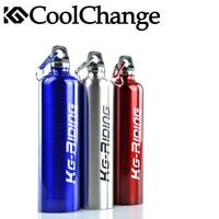 CoolChange 500 ML Bike Water Bottle Portable Outdoor Sport Cycling Water Kettle Stainless Steel MTB Bicycle Bottle Drinkware