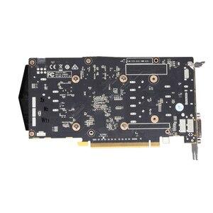Image 2 - VEINEDA carte graphique GTX1050Ti, GPU, 4 go DDR5, pcie 128Bit, pour carte nVIDIA VGA, carte Geforce GTX1050ti, Hdmi, Dvi, 1050