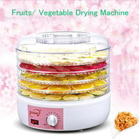 Household Nuts Dry Machine Fruits And Vegetables Dehydration Drying Machine Pet Food Dryer S6