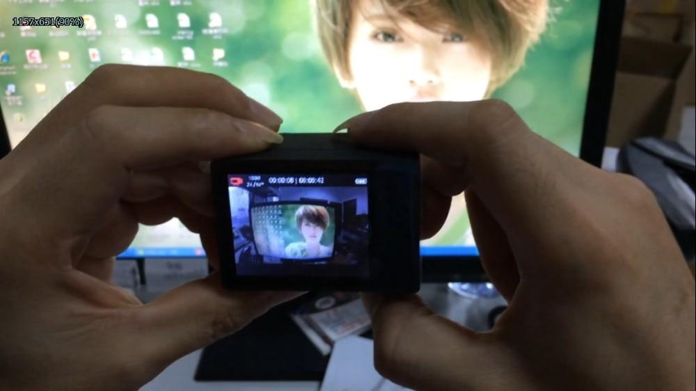 Gopro LCD Gopro Hero3 / 3 + / Hero4 LCD-skärm BacPac-skärm + - Kamera och foto - Foto 6