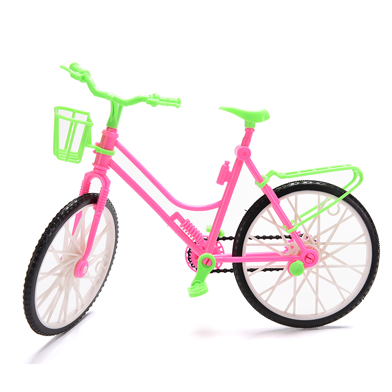 Girls Bicycle With Basket