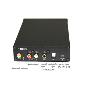 Image 2 - 12AU7 Ống Csr8675 Bluetooth 5.0 ES9018 Đắc Bộ Giải Mã Cho Xe Ô Tô Sợi Đồng Trục Hỗ Trợ Đầu Vào 24bit 196Khz Cho 8 300ohm T0688