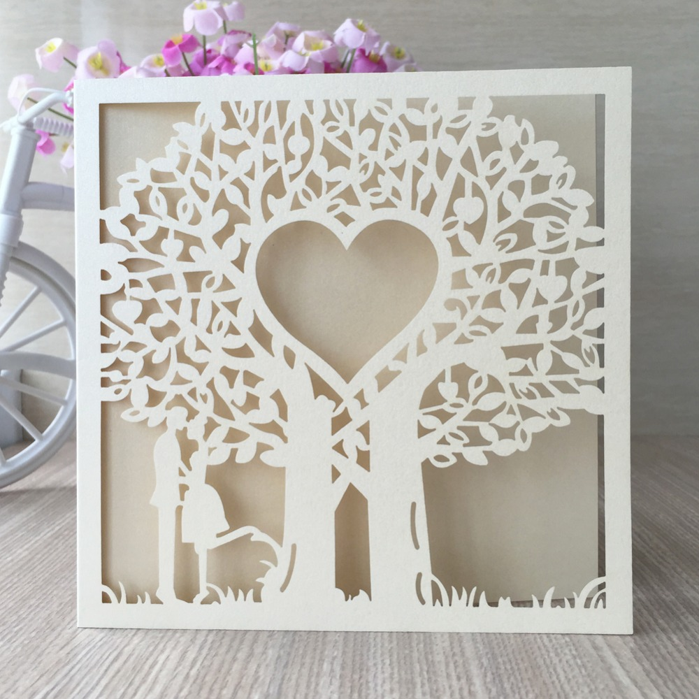 Popular Wedding Invitations TreeBuy Cheap Wedding Invitations