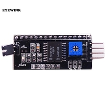 100 Pcs Iic/I2C/Interface LCD1602 2004 Lcd Adapter Plaat