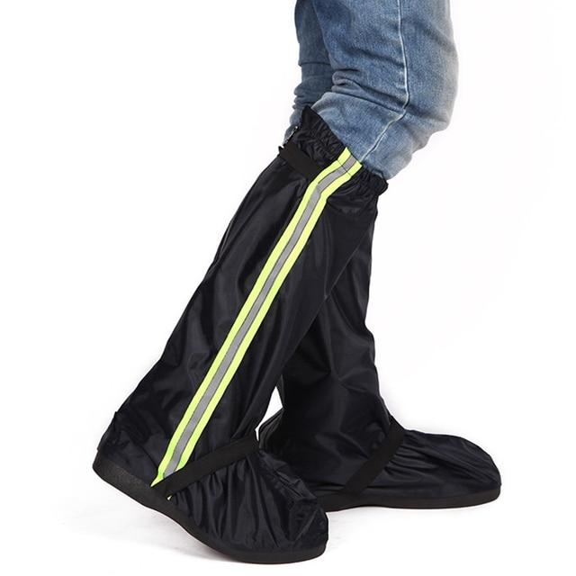Su geçirmez Motosiklet binici çizmeleri Kapakları Kum Önleme Tırmanma seyahat ayakkabısı Kapakları