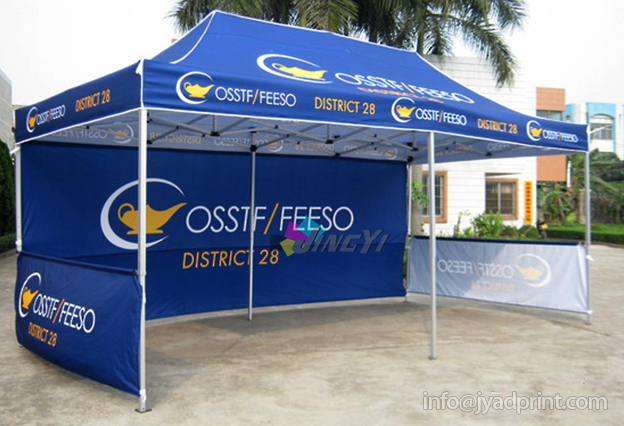 High Quality Logo Printing Tent 3x6m Outdoor Aluminum