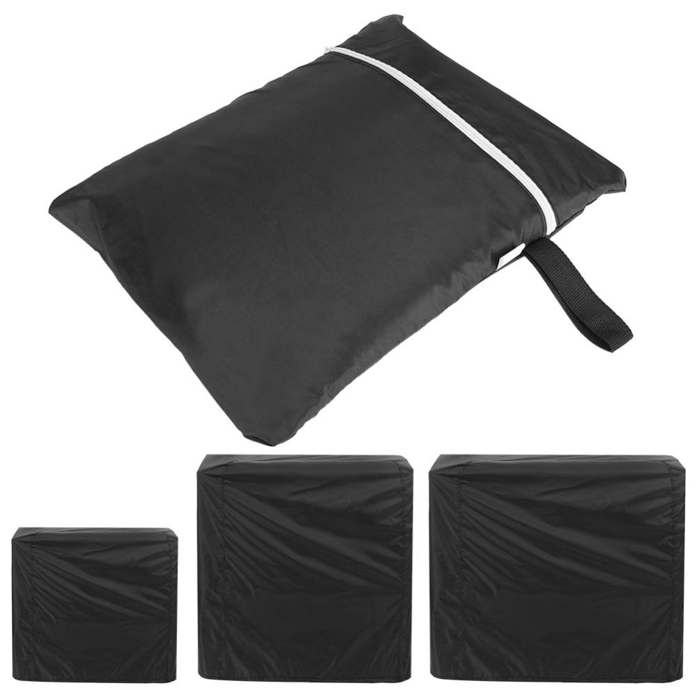5 Size Waterdichte Tuinmeubelen Stofkap Bureau Sofa Lounge Stoel Outdoor Bescherming Bbq Cover Patio Grill Protector Covers
